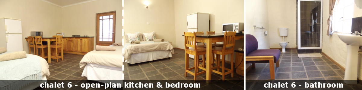 Sleep four - self catering accommodation between Oudtshoorn and Calitzdorp, Western Cape - Karoowater Guest Farm