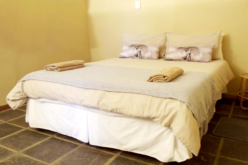 Overnight accommodation between Oudtshoorn and Calitzdorp, Western Cape - Karoowater Guest Farm